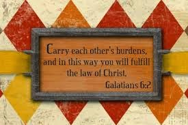 Be a Burden Bearer