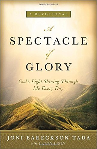 Joni Eareckson Tada devotional book