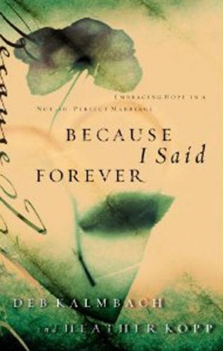 Because I Said Forever