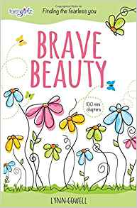 Brave Beauty devotional book for girls